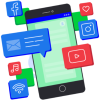 Intechnible | Social Media Management - SMM / SMO